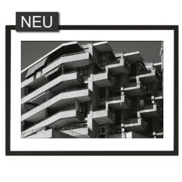 Kunstdruck schwarz weiß 51 cm x 41 cm Fotokunst FineArt